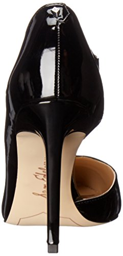 Sam Edelman Women's Nora Dress Pump, Black Patent, 9.5 M US