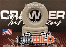 Repeller Single - Crawler Innovations Deuce's Wild 1.9 Proline TSL SX XL Single Stage Closed Cell Foam (2)