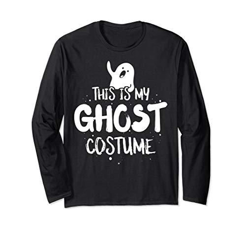 Funny Halloween Costume Long Sleeve - Ghost Hunter ()