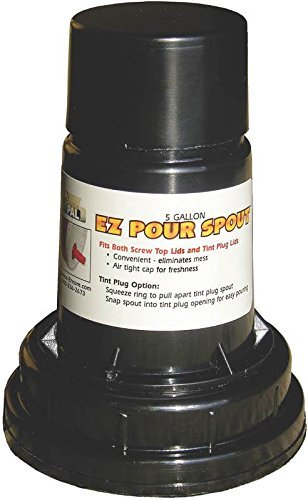 Encore Plastics 82130 Paintin' Pal EZ Pour Spout, 5-Gallon