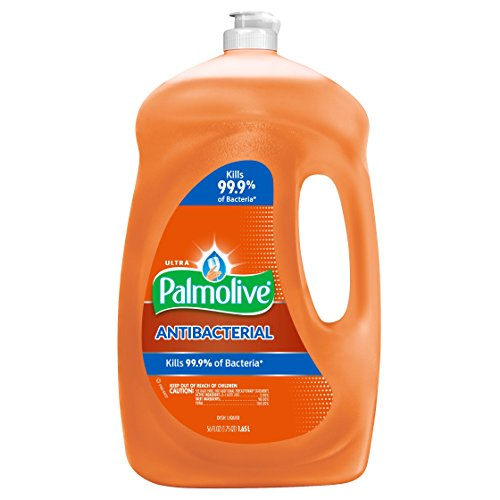 Palmolive Ultra Liquid Dish Soap, Antibacterial - 56 fluid - Dishwashing Soap Palmolive
