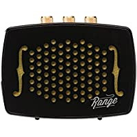 Bem, Range Strum Series, Bluetooth Speaker, Tuned for Country Music with Volume, Bass and Treble Knobs, AC Adapter Included - Black