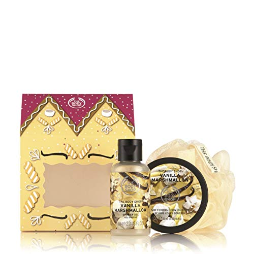 The Body Shop House of Vanilla Marshmallow Delights Gift Set Only $3.44