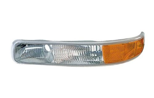 Chevy Silverado Replacement Turn Signal Light - Driver Side