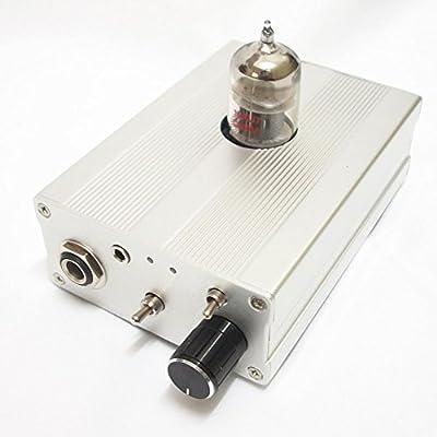 baoshu1889 DAC multi-function Mini Valve Class A Tube Headphone Amplifier /decoder,