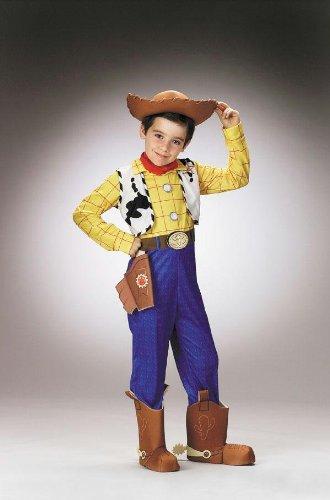 Deluxe Woody Costumes (Woody Deluxe Costume - Medium)