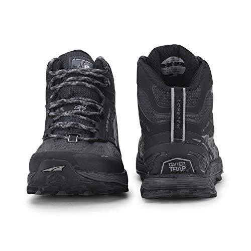 ALTRA Men's Lone Peak 4 Mid RSM Waterproof Trail Running Shoe 5