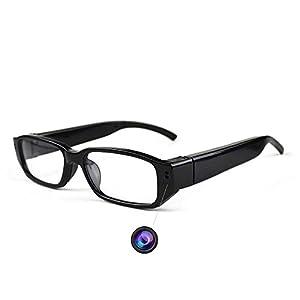 Spy Camera Glasses Full HD 1080P Hidden Camera Eyeglasses DVR Video Recorder HD Camera Eyewear Photo Taking Loop Recording
