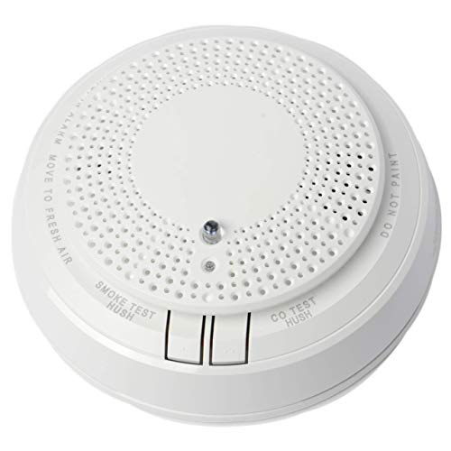 5800COMBO 	Wireless Combination Photoelectric Smoke/Carbon Monoxide (CO) Detector for use with Honeywell's 5800 Series ()