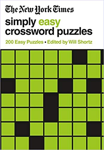 New York Times Simply Easy Crossword Puzzles