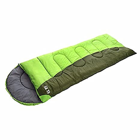 SUHAGN Saco de dormir Sacos De Dormir De Camping Al Aire Libre Ampliar Dual Ultra-