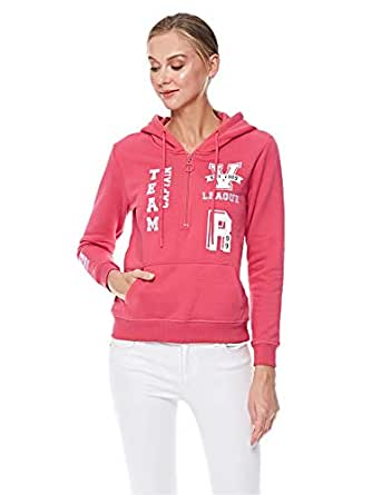 Iconic Hoodies For Women XS, Pink