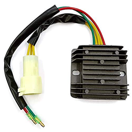 Triumilynn Voltage Regulator Rectifier for 1993-2000 Honda TRX 300 Fourtrax TRX300 FW 2x4 4x4 Part NO. 31600-HC5-970 31600-HM5-630