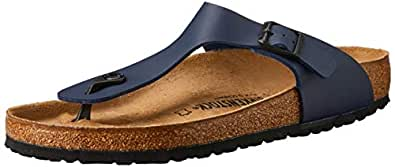 Birkenstock Gizeh Regular Fit Sandal Blue