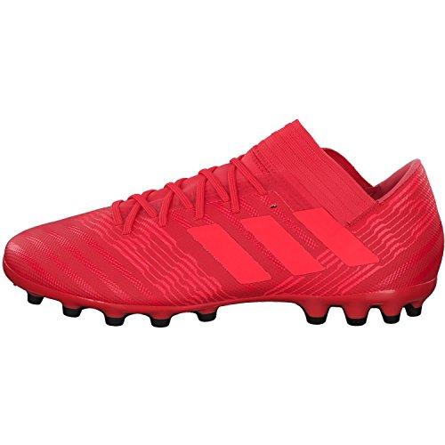 Ag 17 Nemeziz nero Boots Soccer 000 cinturino rosso Orange Adidas Mens 3 UtSq5q