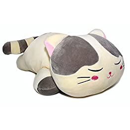 Big Cat Plush Pillow 5
