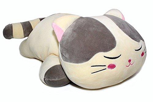 Big Cat Plush Pillow 1