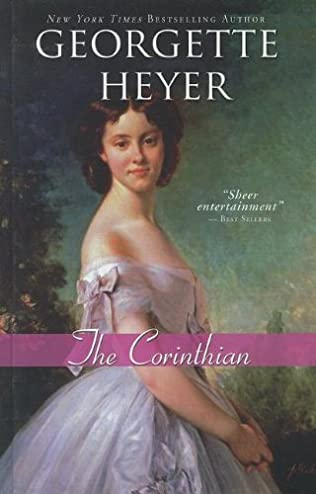 book cover of The Corinthian