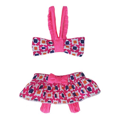 Pooch Outfitters Dog Swim Trunk & Bikini Collection | Extensive Selection of Comfortable Canine Swimwear and Beach Apparel | for Small, Medium, Large Dogs