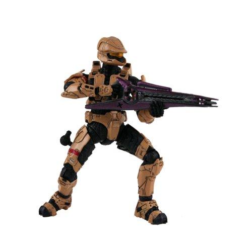 - McFarlane Toys Halo 3 Series 2 Tan Spartan Soldier Scout