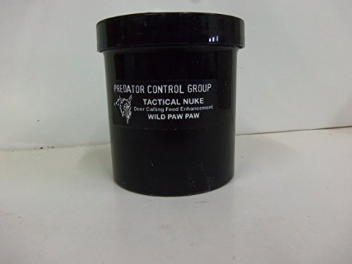 Predator Control Group ''Tactical Nuke Wild Paw Paw'' Deer Feed Enhancement by Predator Control Group
