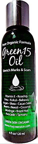 Best Organic STRETCH MARK Oil safe in