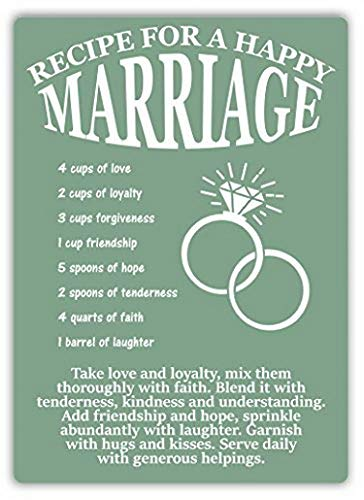Weytff Recipe for A Happy Marriage (Green) -