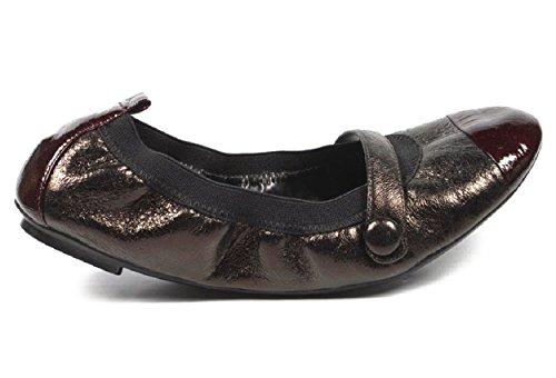 NINE WEST - Zapatos Bailarina Para Mujer NWDICKERT BRONZE MUL