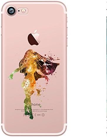 i-tec Itec Watercolour Art Princess Disney Cover Rigida per iPhone ...