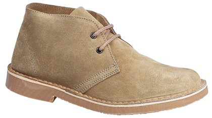 Amazon.com | Roamers Mens M400 Camel Suede New Mens Desert Boots ...