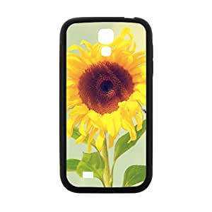 HUAH sunflower Phone Case for Samsung Galaxy S4
