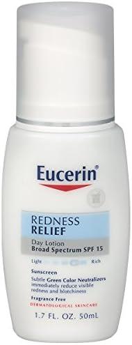eucerin green tinted moisturizer