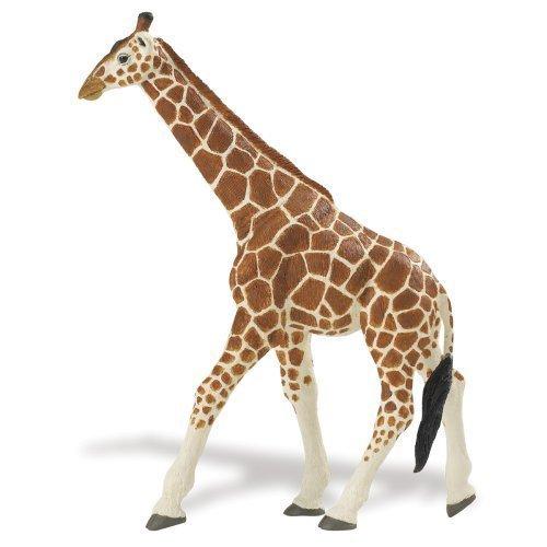 Safari Wildlife Giraffe (Safari Ltd Wildlife Wonders Reticulated Giraffe)