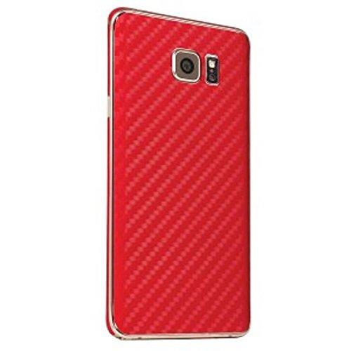BodyGuardz Skin for Samsung Galaxy Note 5 - Retail Packaging - Red ()