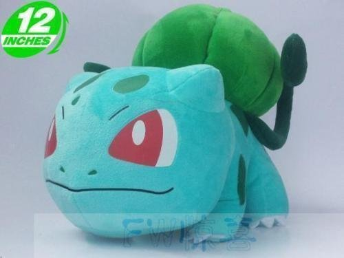 Snorlax Costume For Sale (Plush New Pokemon Bulbasaur STUFFED TOY Doll Figure 12