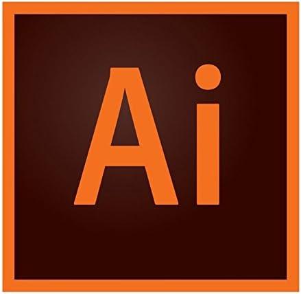 Amazon Com Adobe Illustrator Cc 1 Year Subscription Download Software