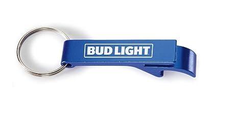 Amazon.com: Bud Azul Claro llavero abridor llave, metal, 2 ...