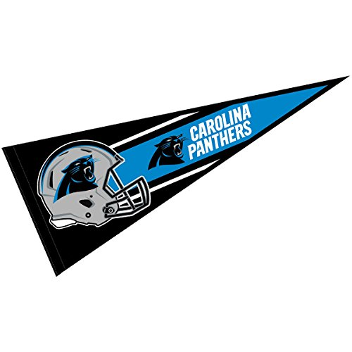 Carolina Panthers Official NFL 30 inch Large Pennant]()