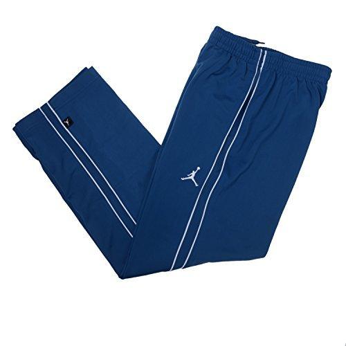 Jordan Big Boys Nike Jumpman Athletic Training Pants- (M(10-12YRS), True Blue)