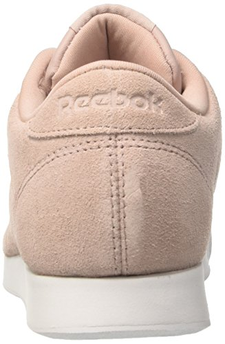 Reebok Damen Princess Eb Gymnastikschuhe Pink (Shell Pink/whisper Grey/white)