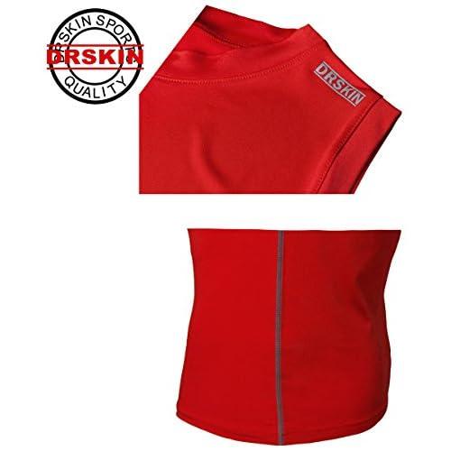 b7000905b95f3 DRSKIN Compression Cool Dry Sports Tights Shirt & Pants Baselayer Running  Leggings Yoga Rashguard Men Women