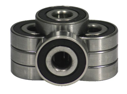 9.5X28mm Bearings-Vector/ATS Truck W/ RS/TRI/TWIST Hub