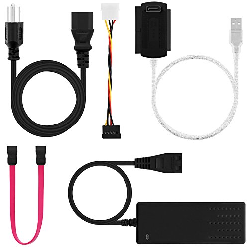 Data Kit Usb Cable (Fosmon Technology USB 2.0 to 2.5