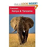 Frommer's Kenya and Tanzania (Frommer's Complete Guides) [Paperback]