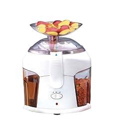 (Renewed) Bajaj Majesty 400-Watt Juice Extractor (White)