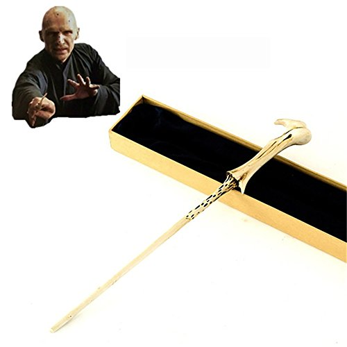 Careboss Magic Wand of Wizarding World of Harry Potter (Lord Voldemort Metal Core)