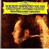 "Symphonies 3 & 8 "" Unfinished """