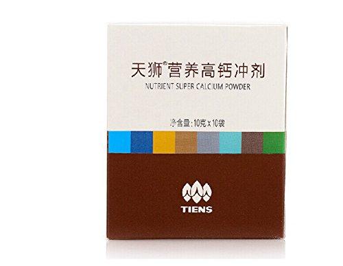 Tiens Nutrient Super Calcium Powder 100% Original 10bags/Box