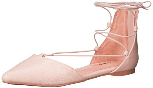 Noem Het Cinnaber Ballet Bot Van De Lente-vrouw