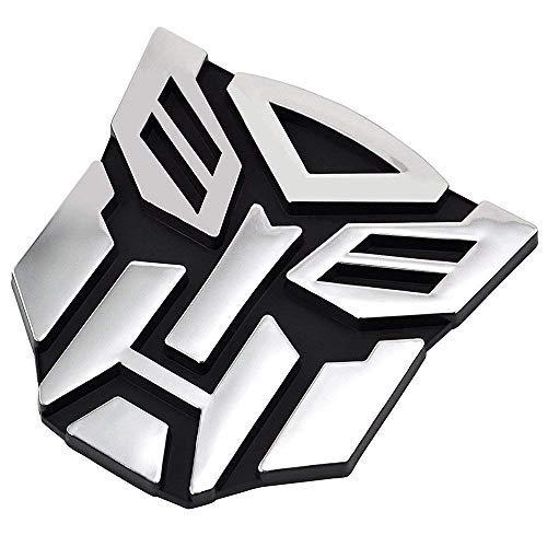 Transformers Autobot Logo símbolo Auto Adhesivo nadadores Badge: Amazon.es: Bebé